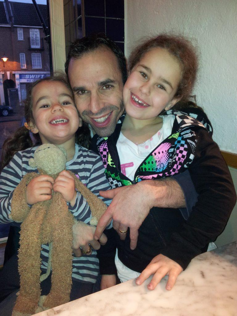 Daddy's Little Girls Forever.