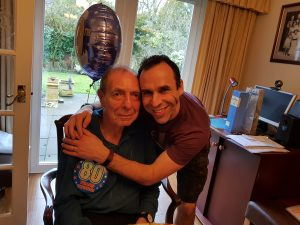 Paul's Birthday Hugs Were The Best.