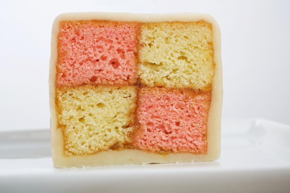 Battenberg Should Be Worshipped Daily.