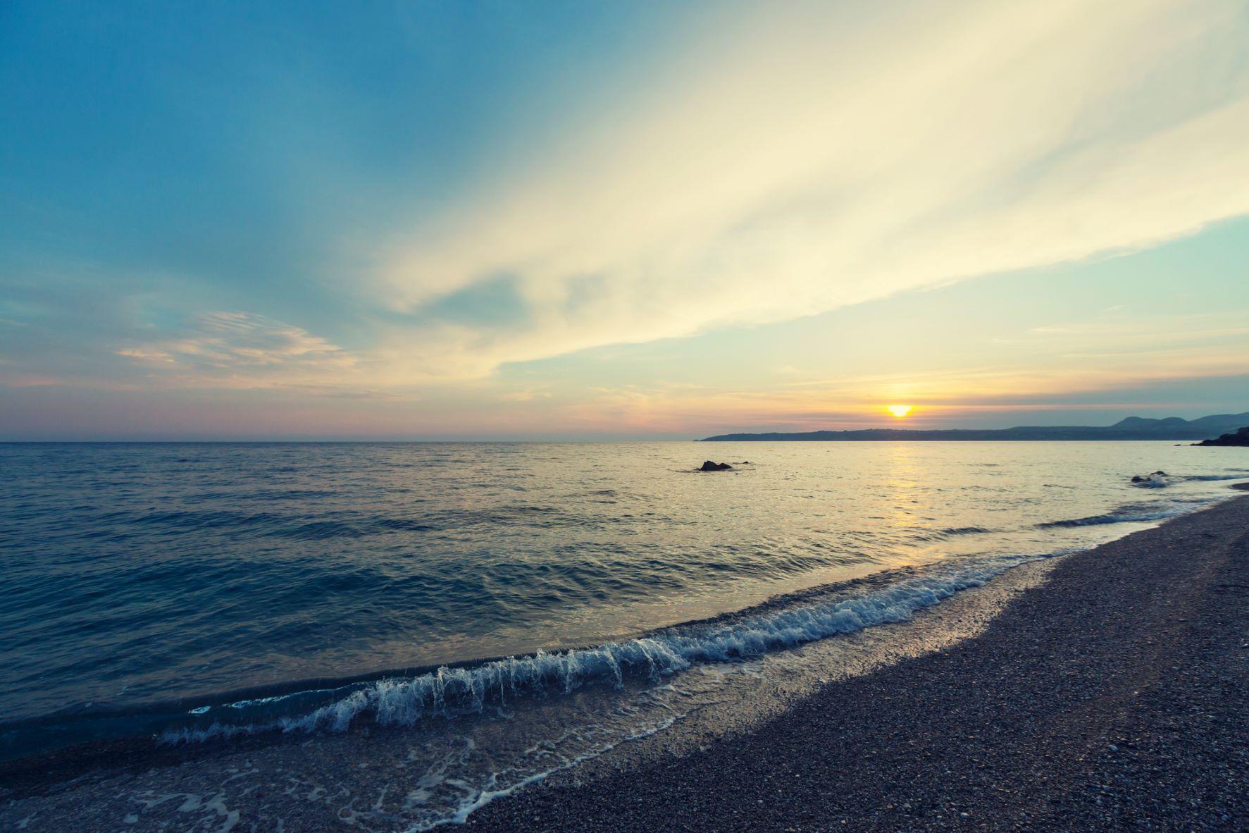 Calm Sea 1